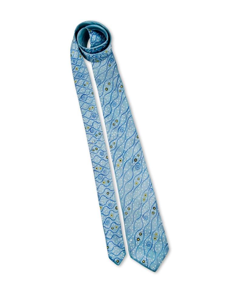 Klimt conjunto corbata y pa uelo bolsilla de seda for Disenos de corbatas