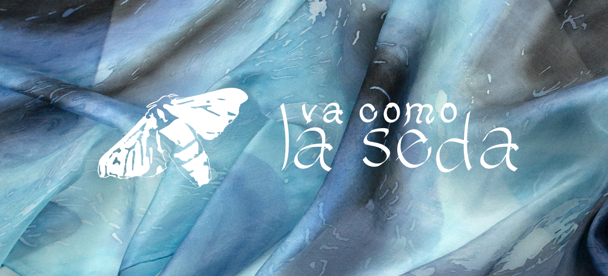 Logo VACOMOLASEDA - Seda pinta a mano
